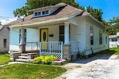 Jasper County Single Family Home For Sale: 805 Cedar Street