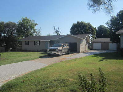 Jasper County Single Family Home For Sale: 509 E 2nd Street