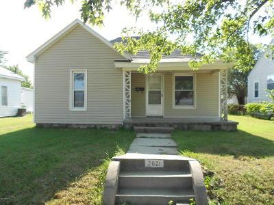 Jasper County Single Family Home For Sale: 2021 Murphy