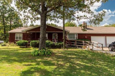 Barry County, Barton County, Dade County, Greene County, Jasper County, Lawrence County, McDonald County, Newton County, Stone County Single Family Home For Sale: 20872 Gateway Drive