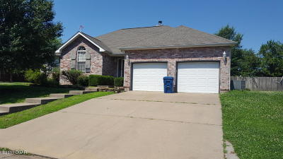 Webb City Single Family Home For Sale: 3522 Cypress