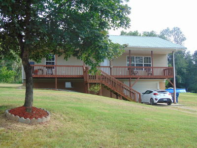 Newton County Single Family Home For Sale: 150 W Cedar