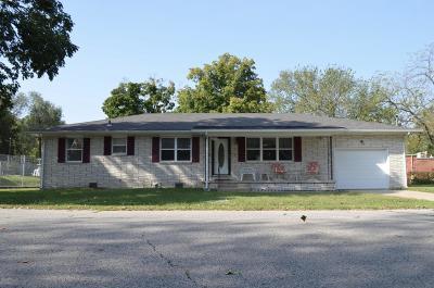Seneca Single Family Home For Sale: 1644 Shawnee