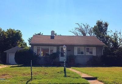 Jasper County Single Family Home For Sale: 2927 Virginia