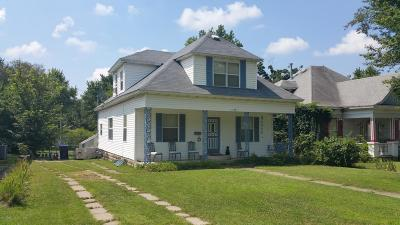 Webb City Single Family Home For Sale: 1128 W Broadway