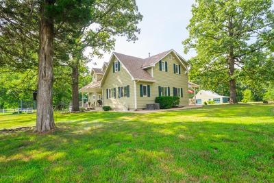 Newton County Single Family Home For Sale: 5560 Gum Road