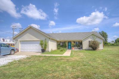 Jasper County Single Family Home For Sale: 3805 E 27th