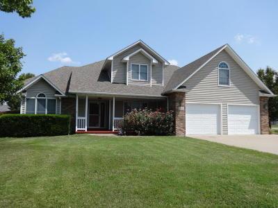 Jasper County Single Family Home For Sale: 2266 Alison Street