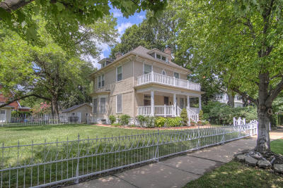 Jasper County Single Family Home For Sale: 218 S Sergeant Avenue