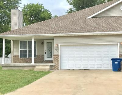 Jasper County Rental For Rent: 915 Briarview