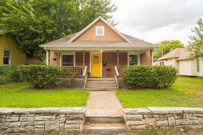 Jasper County Single Family Home For Sale: 110 S Jackson Avenue