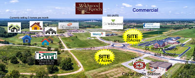 Jasper County Residential Lots & Land For Sale: 5535 W 32nd Tract 2