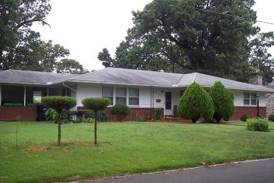 Newton County Single Family Home For Sale: 710 S Wood