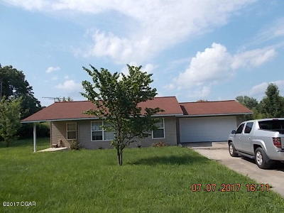 Newton County Single Family Home For Sale: 231 E Main Street