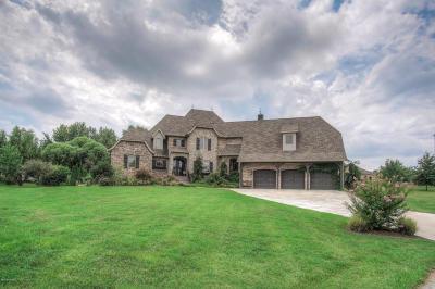 Jasper County Single Family Home For Sale: 2000 Beau Drive