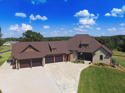 Joplin Single Family Home For Sale: 5829 Deer Park Lane