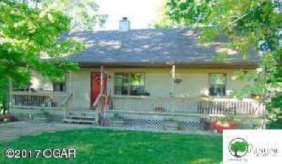 Neosho Single Family Home For Sale: 12929 Prospect Lane