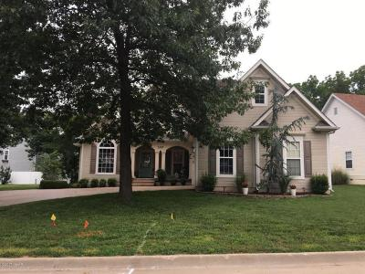 Joplin Single Family Home For Sale: 2807 Sparkling Waters Court