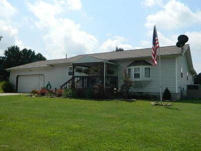 Neosho Single Family Home For Sale: 11861 Olson Lane