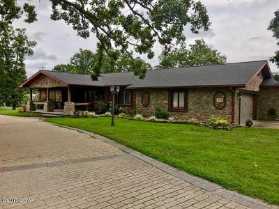 Neosho MO Single Family Home For Sale: $364,900