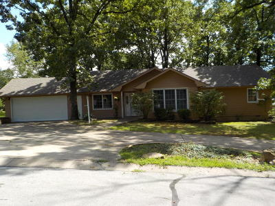 Neosho Single Family Home For Sale: 1211 Circle Drive