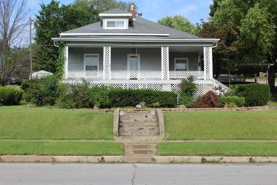 Neosho Single Family Home For Sale: 302 S Jefferson