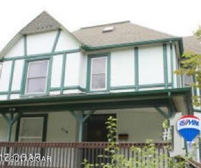 Joplin Single Family Home For Sale: 110 Byers Avenue