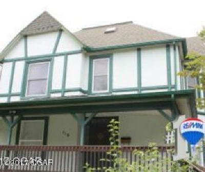 Joplin MO Multi Family Home For Sale: $89,900