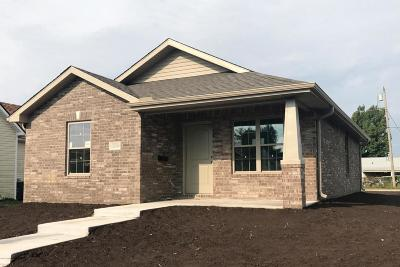 Joplin MO Single Family Home For Sale: $84,900