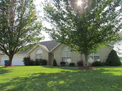 Neosho MO Single Family Home For Sale: $199,900