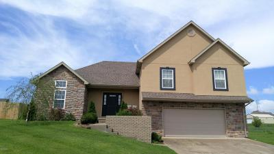 Jasper County Single Family Home For Sale: 2616 S Oliver Avenue