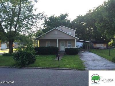 Joplin MO Single Family Home For Sale: $77,500