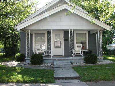 Joplin MO Single Family Home For Sale: $49,900
