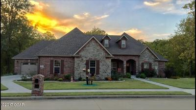 Joplin Single Family Home For Sale: 2815 Water's Edge Blvd