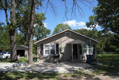Jasper County Single Family Home For Sale: 5201 E 20th