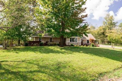 Anderson Single Family Home For Sale: 3151 Eagle Road