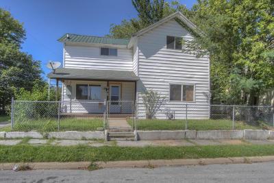 Jasper County Single Family Home For Sale: 113 W Mound Street