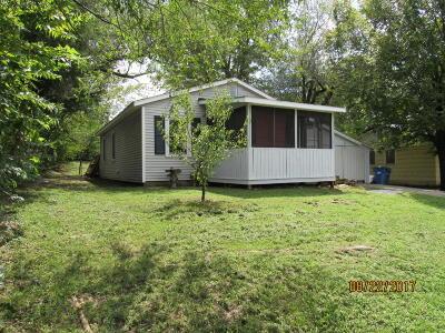 Jasper County Single Family Home For Sale: 2406 W Perkins Street