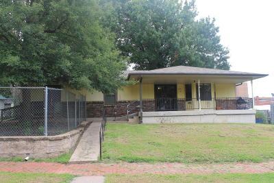 Joplin Single Family Home For Sale: 105 N Pearl