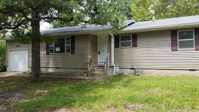 Carl Junction Single Family Home For Sale: 415 Lone Elm Drive
