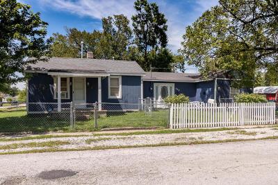 Carterville Single Family Home For Sale: 300 N Kentucky Street