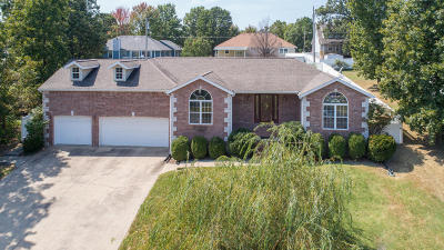 Newton County Single Family Home Active With Contingencies: 4320 Grand Avenue