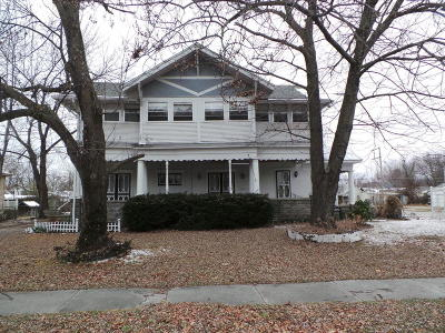 Webb City Single Family Home For Sale: 204 S Ball Street