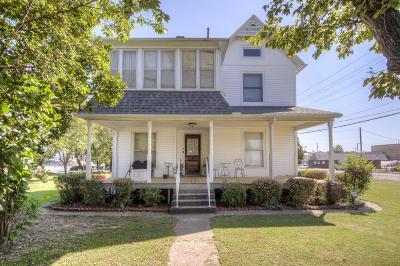 Galena Single Family Home For Sale: 607 S Washington Street