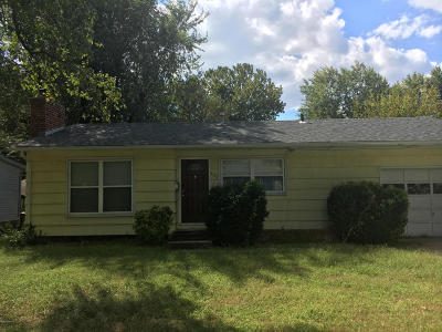 Jasper County Rental For Rent: 820 S St. Louis