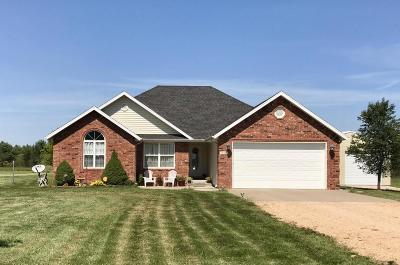 Newton County Single Family Home For Sale: 13596 Briarwood