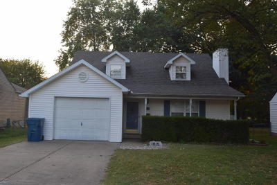 Carthage Single Family Home For Sale: 1819 Forest