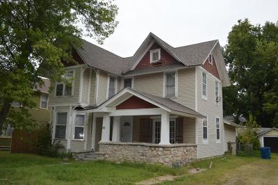 Jasper County Single Family Home For Sale: 427 Wooster Street
