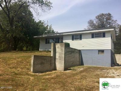 Newton County Single Family Home For Sale: 6372 Jute Road