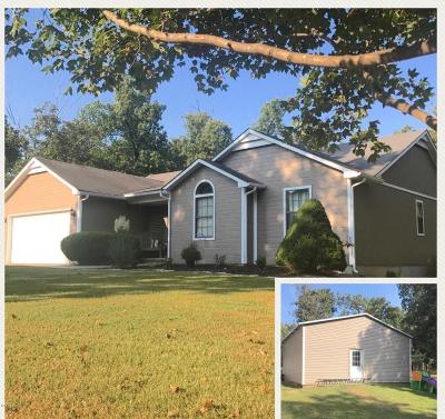 Neosho Single Family Home For Sale: 12470 Wildlife Road